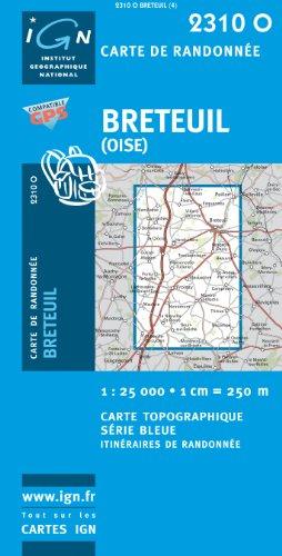 Breteuil (Oise) GPS: IGN2310O