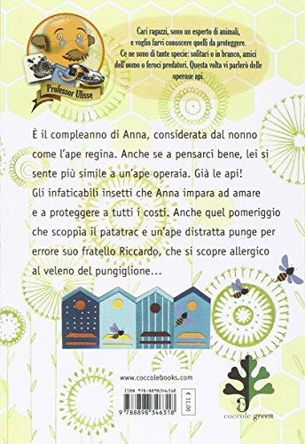 Libro Buon Compleanno Ape Professor Ulisse Di Carolina D Angelo