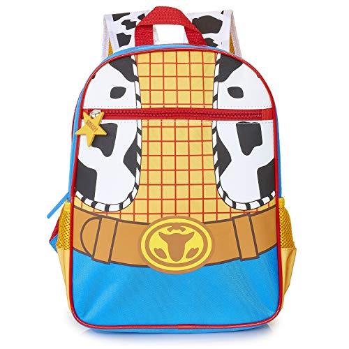 Disney Toy Story 4 Rucksack | Lustiger Kinderrucksack Mit Klassischem Woody Und Jessie Kuh Boy Girl Designs | Perfekte Kindergarten-vorschultasche Oder Klein Kinder-Reisetasche (Woody)