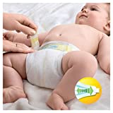 Pampers Windeln New Baby Gr.0 Micro 1-2,5 kg, 6er Pack (6 x 24 Stück) - 5