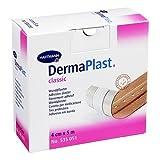Dermaplast Classic Pflaster 4 cmx5 m, 1 St