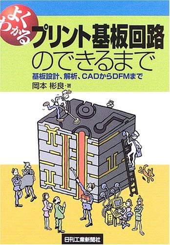 Yoku wakaru purinto kiban kairo no dekiru made : Kiban sekkei kaiseki CAD kara DFM made