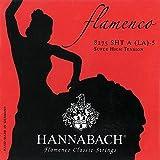 Hannabach 8277 SHT Flamenco Classic, 3-Bass Set
