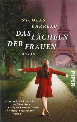 Buchseite und Rezensionen zu 'Das Lächeln der Frauen: Roman' von Nicolas Barreau