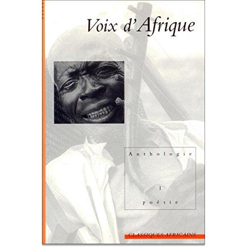 Voix d'Afrique : Anthologie par collectif