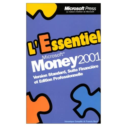 L'Essentiel Microsoft Money 2001