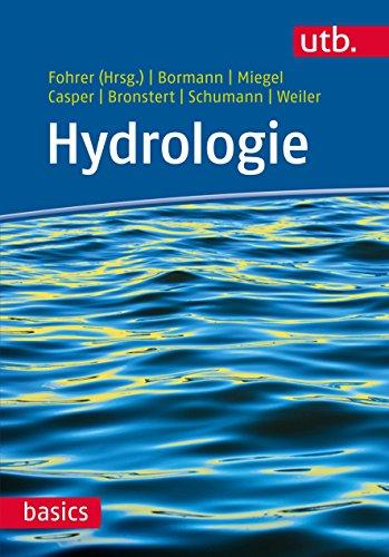 Hydrologie (utb basics, Band 4513)