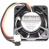 San ace404cm 109p0424g301324V 0.22A 3fils Ventilateur, Sanyo 4040* * * * * * * * * * * * * * * * VENTILATEUR DE REFROIDISSEMENT 20mm