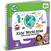 LeapFrog LeapStart Reception Activity Book: Kids' World Atlas and Global Awareness