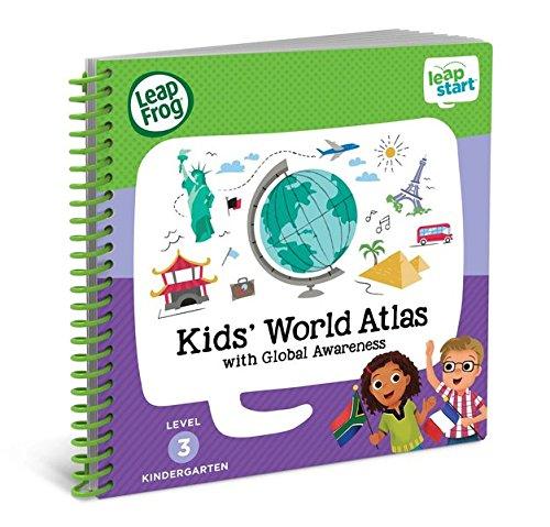LeapFrog leapstart Reception Activity Buch: Weltatlas und globales Bewusstsein für Kinder