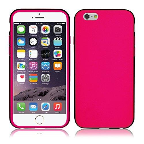 Coque de protection pour Apple iPhone 64,7pouces (11,94cm)–slim case en Dual Mat de PrimaCase 06.Rosa (Dual Matt) 06.Rosa (Dual Matt)