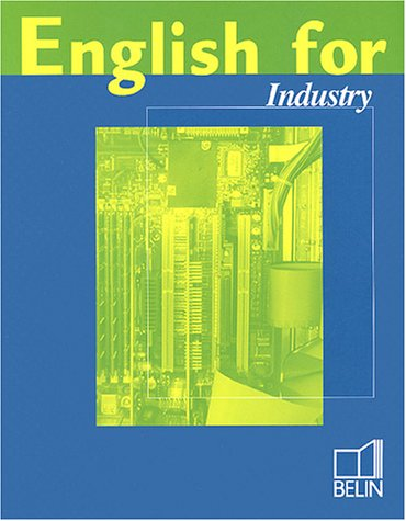 English for Industry