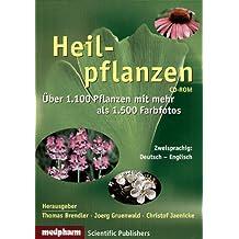 Heilpflanzen. CD-ROM für Windows 95/98/ME/NT/2000/XP. Über 1.100 Pflanzen mit mehr als 1.500 Farbfotos.