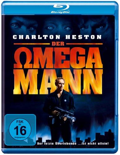Der Omega Mann [Blu-ray]