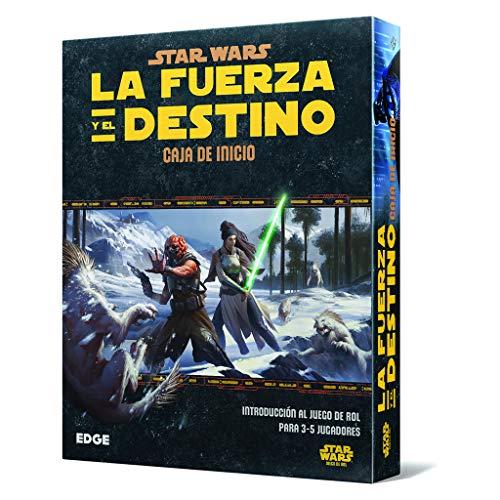 Fantasy Flight Games Star Wars: La Fuerza Destino