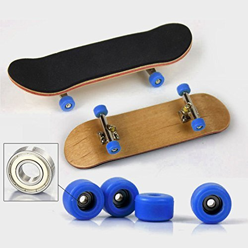 maple-complete-wooden-fingerboard-metal-nuts-trucks-basic-bearing-blue-wheel-by-sw-toys
