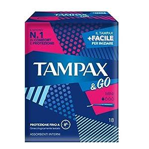 Tampax–Pads 18Stück