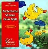 Brunnen-Reihe, Kunterbunte Window Color Welt