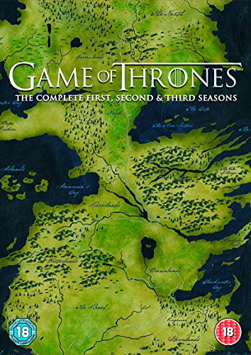 Picture of Game of Thrones S1-3