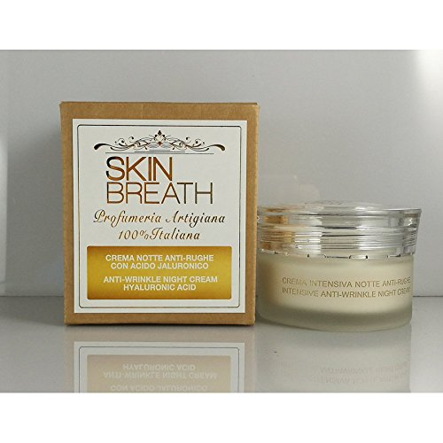 Essenze & Poesia Skin Breath Crema Intensiva Anti-Rughe Notte