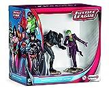 JUSTICE LEAGUE Kunststoff Figuren Gift-Box - BATMAN versus JOKER!