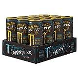 Espresso Monster Vanilla Espresso, EINWEG, 12er Pack (12 x 250 ml)