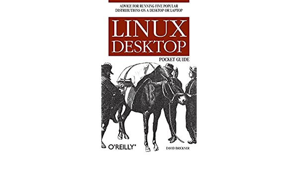 linux desktop pocket guide brickner david