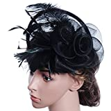 Best Fascinators - Iuhan Cleanrance Fascinators Hat and Derby Wedding Hats Review