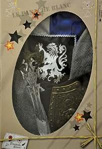 Deguisement Panoplie De Chevalier Le Panache Blanc - 6/8 Ans