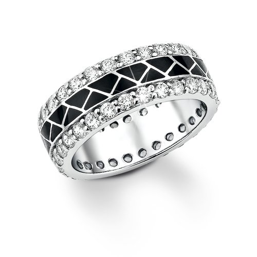 s.Oliver Jewel Damen-Ring Silber 925 SO804/4 417549