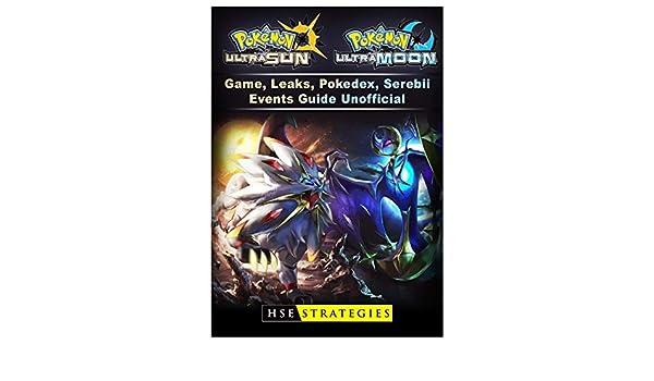 Buy Pokemon Ultra Sun and Ultra Moon Game, Leaks, Pokedex