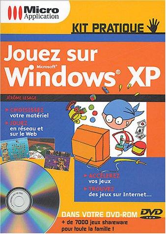 Jouez sur Windows XP, numéro 23 par Jérôme Lesage