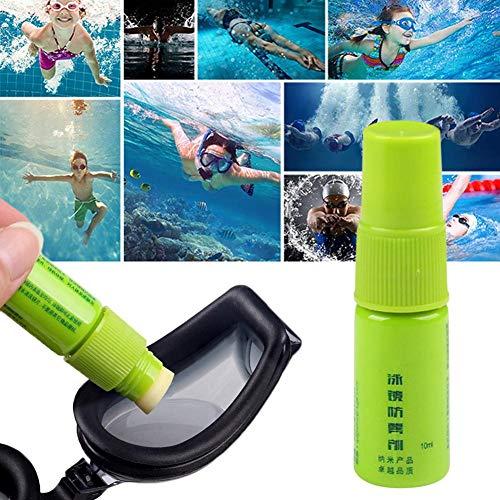 kengbi Anti-Fog-Spray für Brillen , Anti-Fog-Spray für Brillen und Defogger für schwimmendes Paintball- und Tauchzubehör -