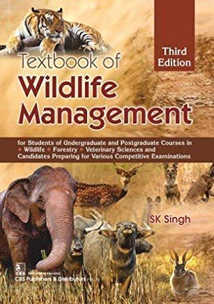 TEXTBOOK OF WILDLIFE MANAGEMENT 3ED (PB 2020)