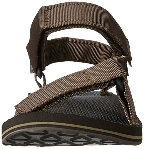 Teva M Original Synthétique Sandale de Sport Dark Earth