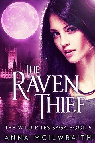 the-raven-thief-the-wild-rites-saga-book-5-english-edition