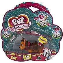 Pet Parade - Mascota electrónica con diseño Yorkshire Terrier (Giochi Preziosi 185473)