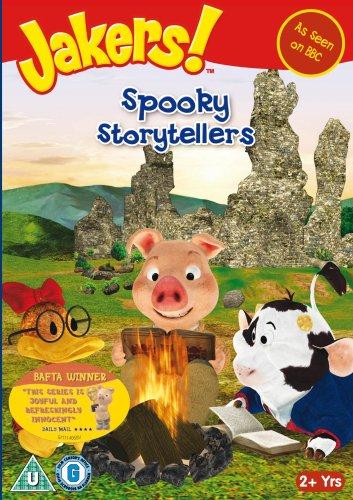 Spooky Storytellers