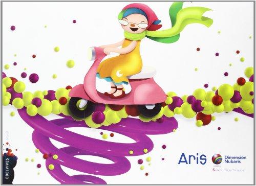Infantil 5 años aris (tercer trimestre) (dimensión nubaris)