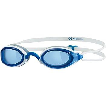 Zoggs Fusion Air Swimming Goggles - Blue White  Amazon.co.uk  Sports ... 27ec27b07a