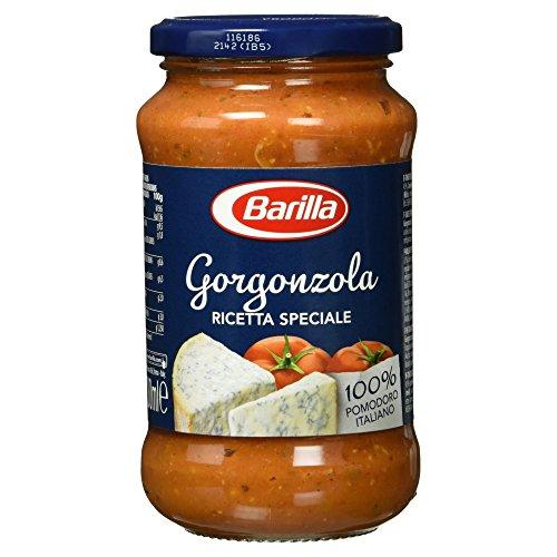 Preisvergleich Produktbild Barilla Pastasauce Gorgonzola – Gorgonzola-Sauce 1 Glas (1x400g)