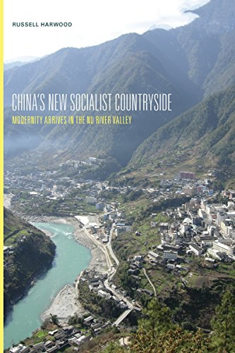 China's New Socialist Countryside: Modernity Arrives in the Nu River Valley (Studies on Ethnic Groups in China) (Valley City State University)