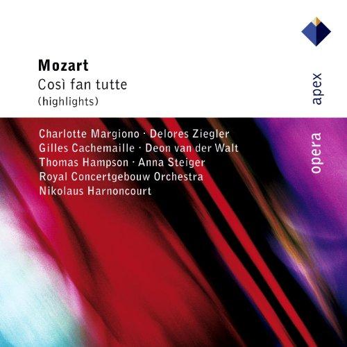 """Mozart : Così fan tutte : Act 1 """"Una bella serenata"""" [Ferrando, Don Alfonso, Guglielmo]"""