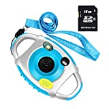 Funkprofi Kinder Kamera Kid Cam Mini Digital Camera Camcorder 5 Megapixel 1,44 Zoll Display Geschenk...