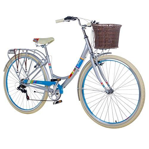 Chill Vélo pour femme 28'' Vélo de ville...