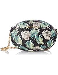 Petite Mendigote - Panache, Shoppers y bolsos de hombro Mujer, Varios colores (Cocotiers), 6,5x14x19 cm (W x H L)