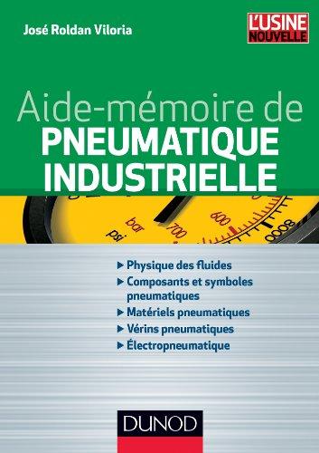 Aide-mmoire de pneumatique industrielle - NP