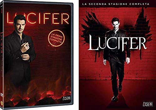 Lucifer 1 - 2 (Cofanetti Singoli - Prime 2 stagioni complete)