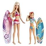 BRB Surf-Spaß Schwestern Barbie & Stac (z.B. CBR15) Mattel GmbH
