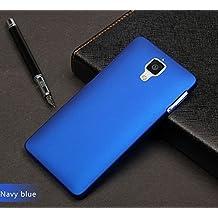 """Prevoa ® 丨 Funda Caso de la cubierta protectora para Xiaomi 4 M4 Mi4 5"""" Smartphone - - Azul"""